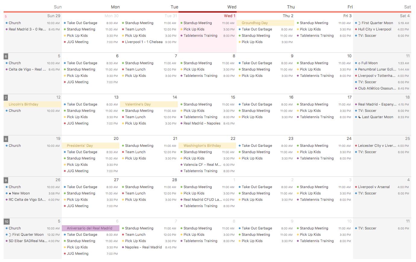 CalendarFX 8 Developer Manual